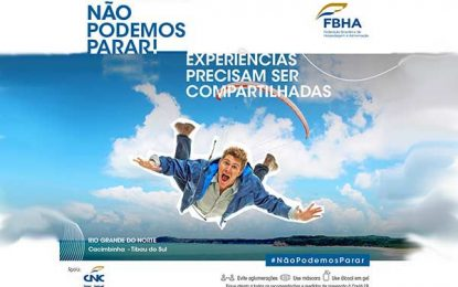 FBHA lança campanha pró-turismo