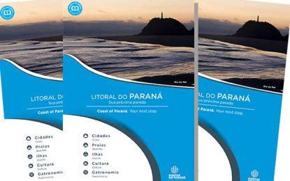 Paraná ganha guia de bordo para cruzeiros