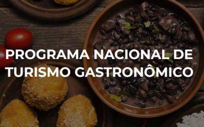 Cadastro do turismo gastronômico perto do fim