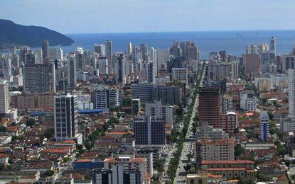 Expo Retomada, em Santos