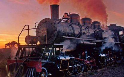 Turismo torce para a volta do trem