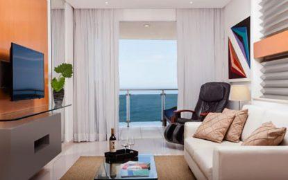 Boa hospedagem, na Praia de Ipanema