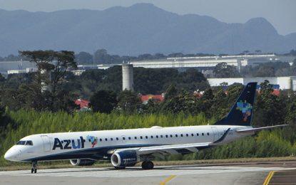 Azul terá voos extras para Portugal