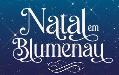 Lançado o evento natalino de Blumenau
