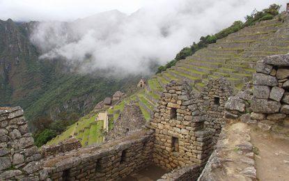 Machu Picchu conquista selo ambiental