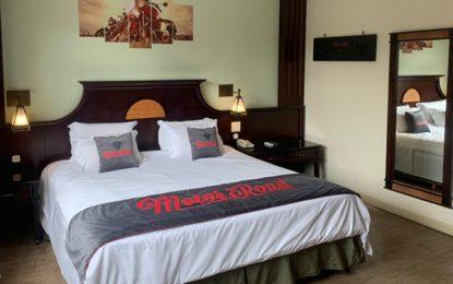 Hotel curitibano oferece atenção especial a motociclista