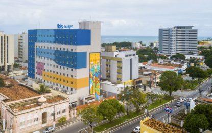 Ibis Budget, agora, em Maceió
