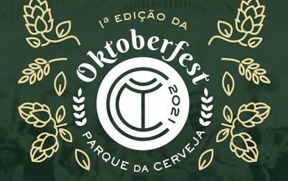 Oktoberfest no Parque da Cerveja