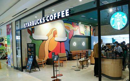 Starbucks, agora, em Curitiba